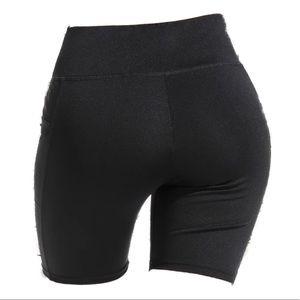 Pants - Workout fitness shorts
